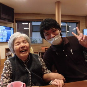 毎日、笑顔でいてほしい。