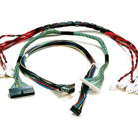 基盤接続、モニター接続ハーネス
