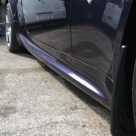 V12用サイドシルカバー