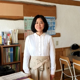 広報担当 池田智美