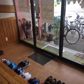 池田塾玄関口