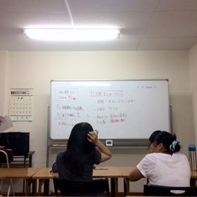 英語専門講師 牧野先生