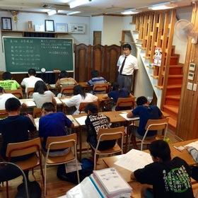 教室長 加藤先生