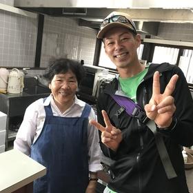 ポッキー=相川 おばさんも相川w