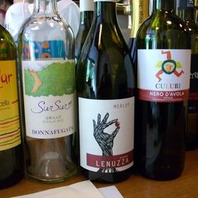 シェフ厳選のイタリアワイン