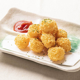 チーズのカリカリ揚げ 380円