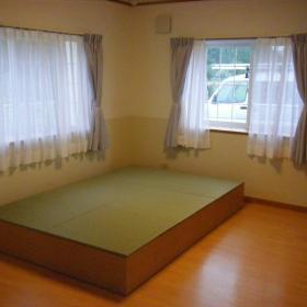 ご自宅感覚の畳スペース