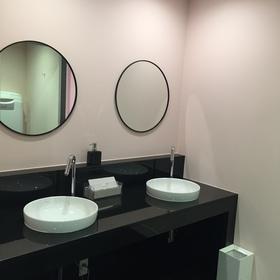 トイレも専用です。