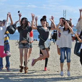 みんなでジャンプ!