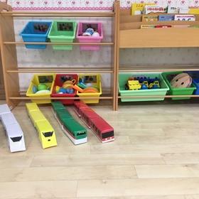 おもちゃもいっぱいあるよ!