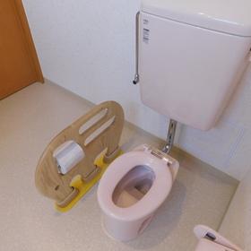 トイレトレーニングもばっちり!