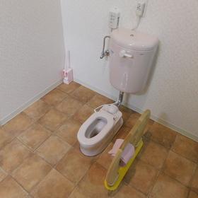 トイレトレーニング頑張ろう♪