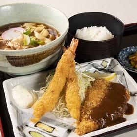 名古屋定食 980円