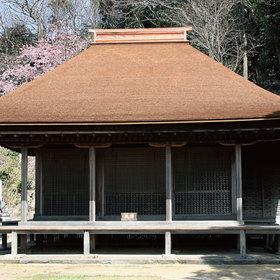 国宝金蓮寺弥陀堂
