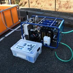 新規に購入した浄水器