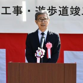 豊田市役所 矢頭農林振興室長挨拶