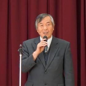 〔開会挨拶〕成瀬区長