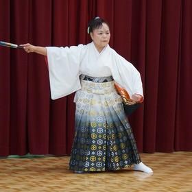 舞踊/大窪千代美さん
