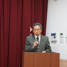 〔27年度会計報告〕会計/谷口 和之 さん