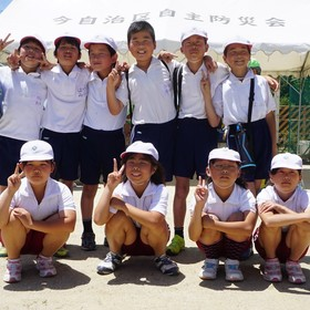 ドッヂボール高学年優勝:今東チーム