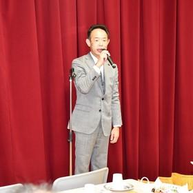 北川市議会議員あいさつ