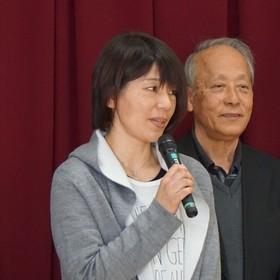〔JC会長〕田中桂子さん