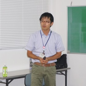 〔講師〕社会福祉協議会/栗本 浩 さん