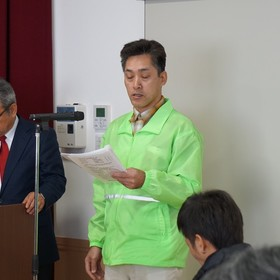 選考管理委員会:山川区議員