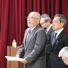 副区長として選任された嘉悦さん