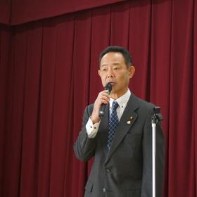 〔来賓挨拶〕市議会議員/北川 敏崇 さん