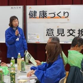豊田市 地域保健課 課長/柴川さん
