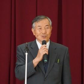 〔開会挨拶〕成瀬善昭区長