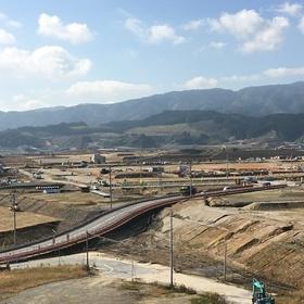 大規模商業施設建設予定の中心地