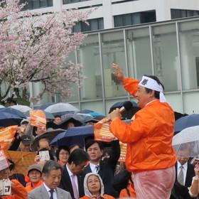 4/15(土)栄オアシス21前