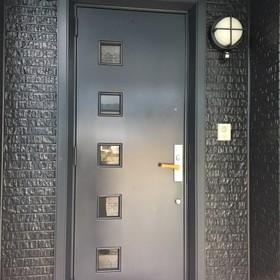 ドア塗装完了