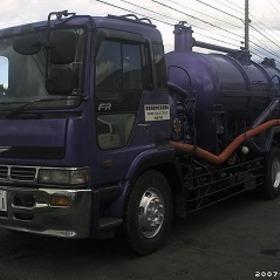 10トン強力吸引車
