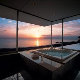 露天風呂の画像3