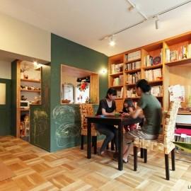 読書スペースの画像3