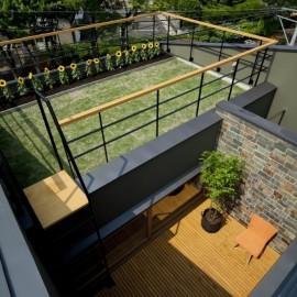 屋上庭園の画像2