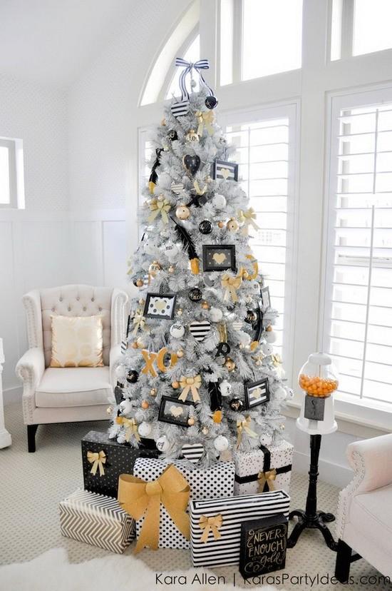 今年は大人が楽しむアーバンクリスマスインテリア デコレーション