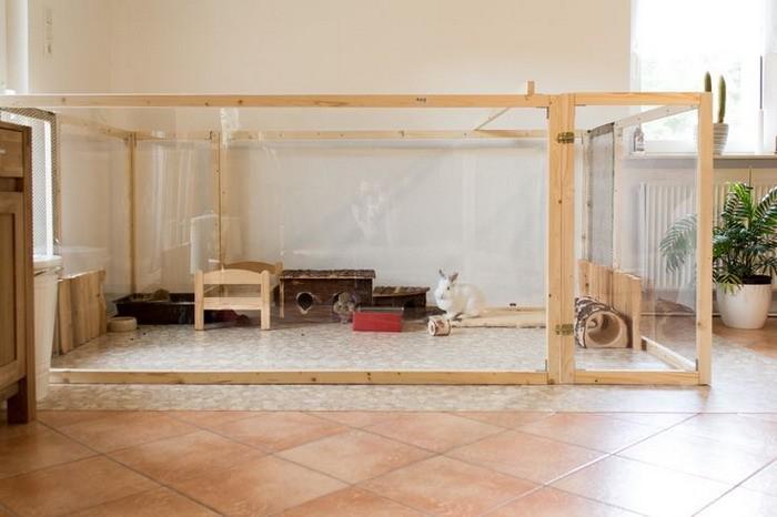 Suvaco for Construire cabane lapin