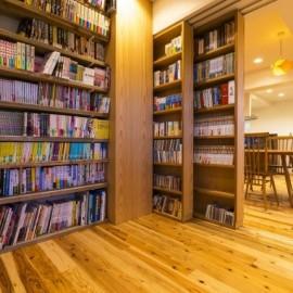 読書スペースの画像2