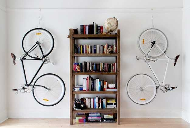 Boltbrotherscycles.com ~Bike Racks Wall Mounted Storage