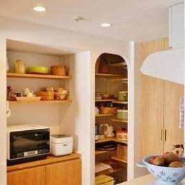 キッチン収納の画像3