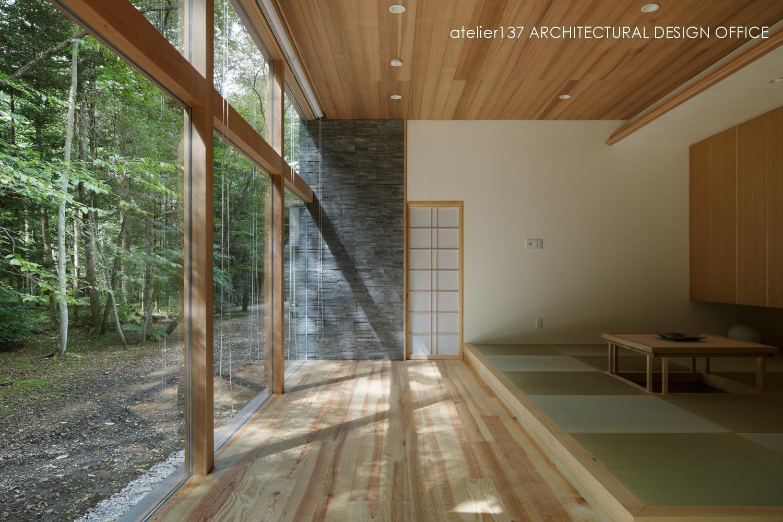 素敵モダンな和室にするには 畳 天井 襖に注目 Suvaco スバコ