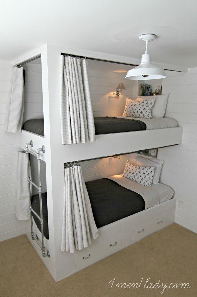 2段ベッドでスペースをスマート活用☆|SUVACO(スバコ)
