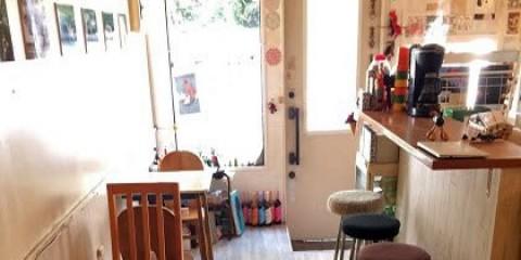【連載】カフェインテリアに暮らす