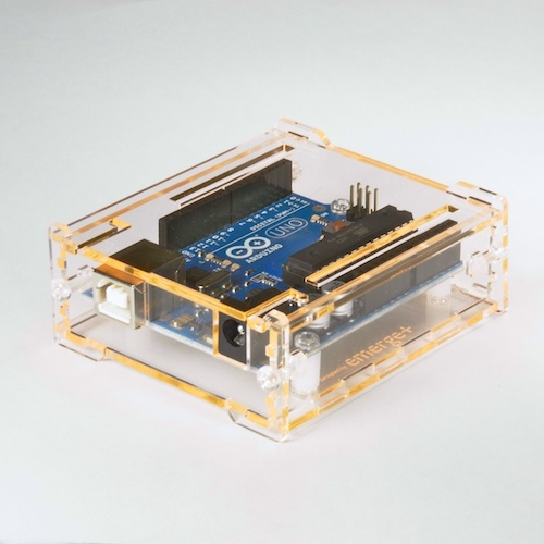 ProjectBox for Arduino - Pink