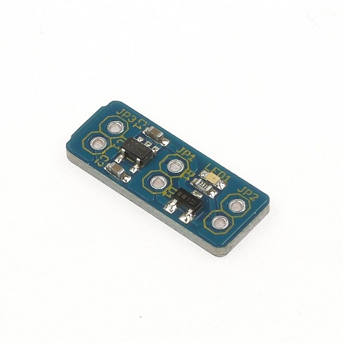 3.3 V step-down power supply board for breadboard