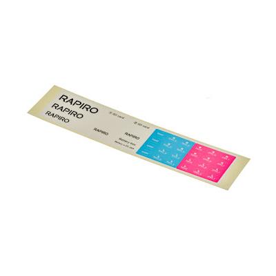 Rapiro Servo Motor Sticker
